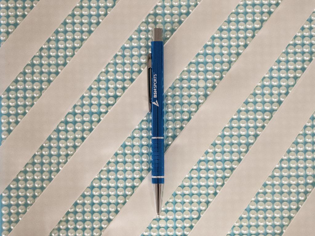 Elvado metal pen is a great gift