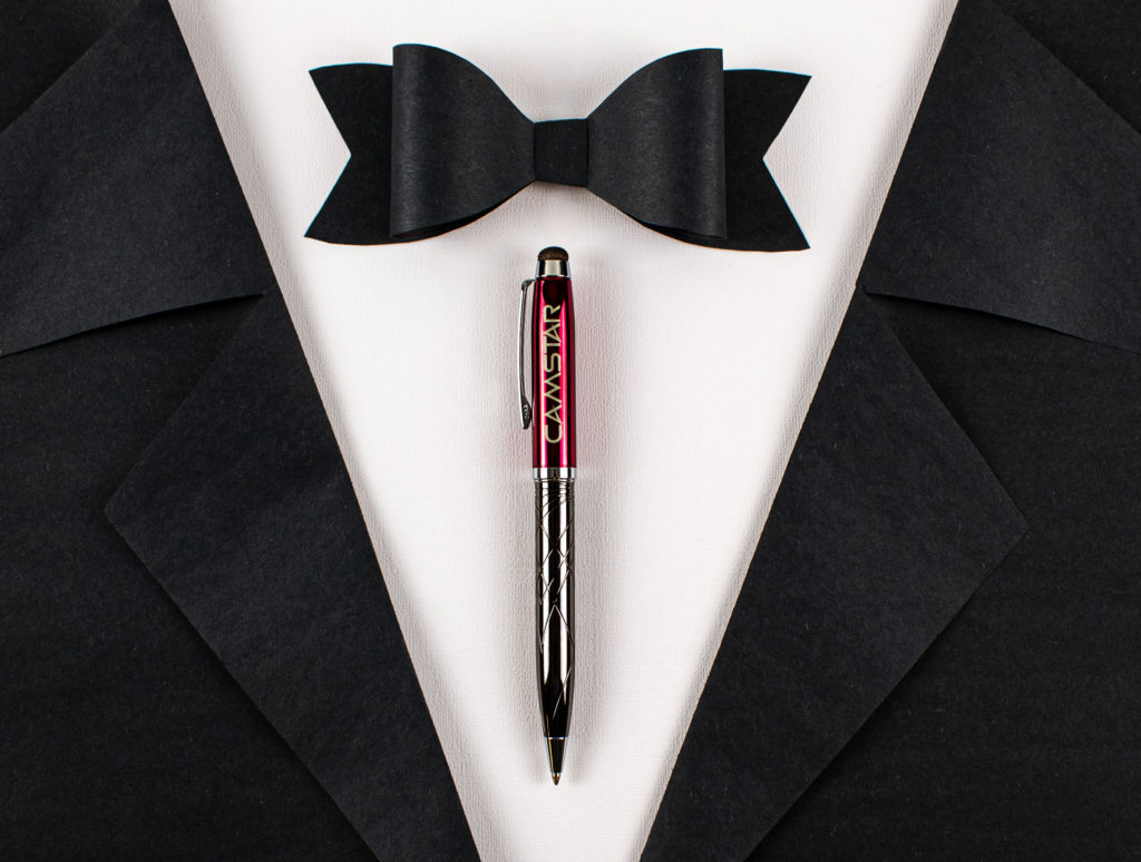 Guillox 9 Stylus black tie affair