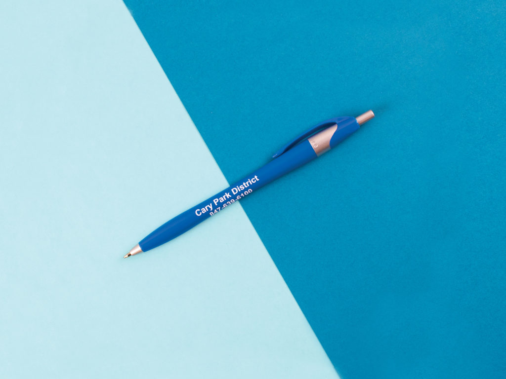 Popular Javalina Platinum Pen.