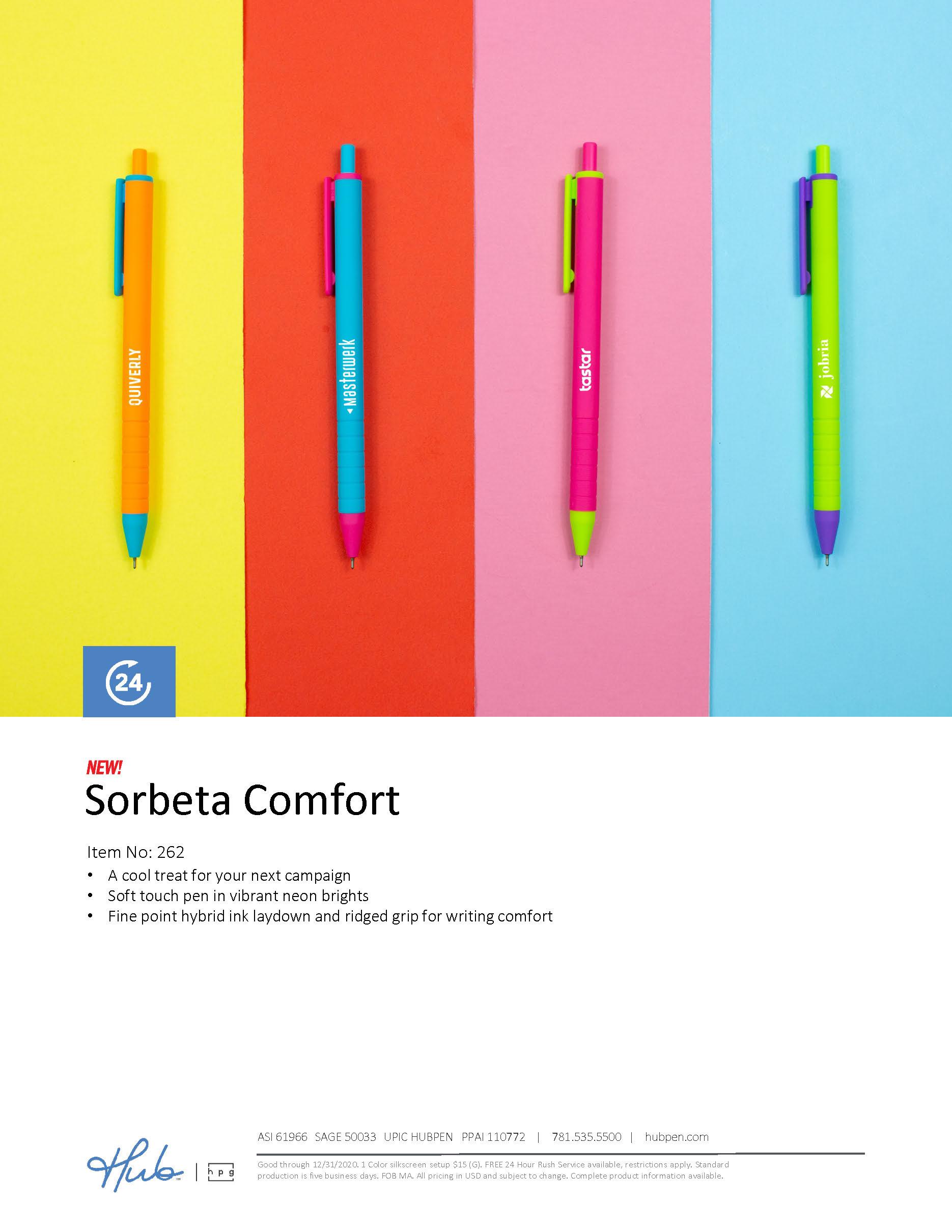262 Sorbeta Comfort