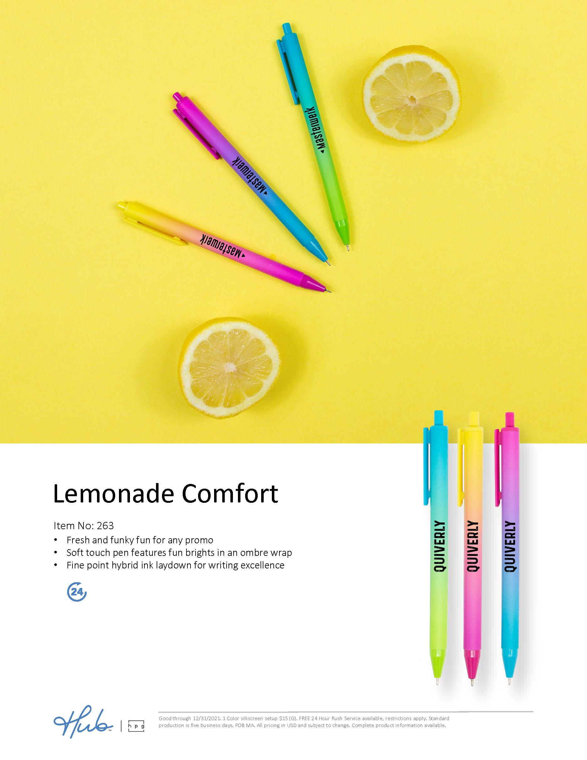263 Lemonade